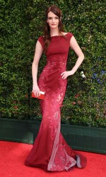 Lydia Hearst at The 2015 Creative Arts Emmy Awards at Microsoft Theater in Los Angeles 9/12/2015-2