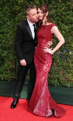 Lydia Hearst at The 2015 Creative Arts Emmy Awards at Microsoft Theater in Los Angeles 9/12/2015-3