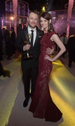 Lydia Hearst at The 2015 Creative Arts Emmy Awards at Microsoft Theater in Los Angeles 9/12/2015-5