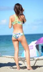 Lisa Opie in Bikini in Miami-4