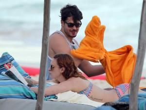 Rumer Willis in Bikini in Miami-3