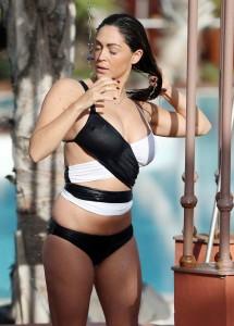 Casey Batchelor in Bikini in Tenerife 12/22/2015-4