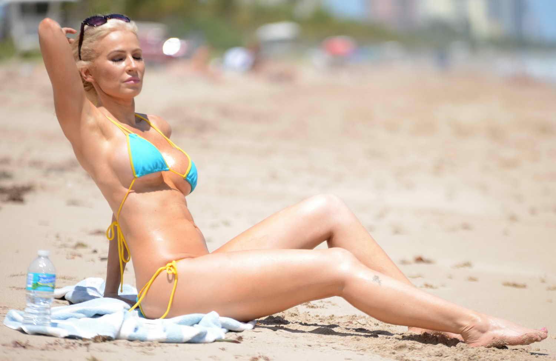 Ana Braga in Bikini at... Olivia Wilde Husband