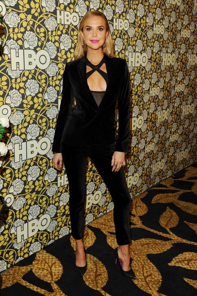 Arielle Kebbel at HBO's Post 2016 Golden Globe Awards Party in Los Angeles 01/10/2016-1