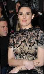 Rumer Willis Attends the Lavera Show During the Mercedes-Benz Fashion Week in Berlin 01/20/2016-2