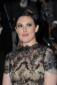 Rumer Willis Attends the Lavera Show During the Mercedes-Benz Fashion Week in Berlin 01/20/2016-3