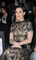 Rumer Willis Attends the Lavera Show During the Mercedes-Benz Fashion Week in Berlin 01/20/2016-4