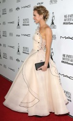 Arielle Kebbel Arrives at the Make-Up Artists and Hair Stylists Guild Awards in Hollywood 02/20/2016-3