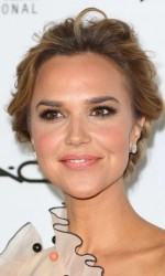 Arielle Kebbel Arrives at the Make-Up Artists and Hair Stylists Guild Awards in Hollywood 02/20/2016-8