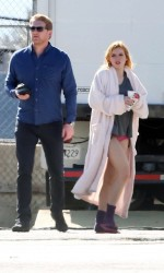 Bella Thorne on the Set of Amityville: The Awakening in Los Angeles 02/11/2016-3