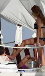 Bella Thorne in Bikini on the Beach in Mexico 02/14/2016-8