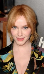 Christina Hendricks at Hap and Leonard Private Premiere Party in New York City 02/25/2016-3