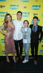 Bella Thorne at Shovel Buddies Premiere During 2016 SXSW Festival in Austin 03/14/2016-5
