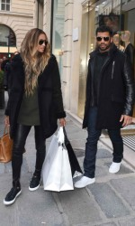Ciara Shopping in Paris 03/06/2016-2