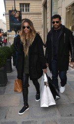 Ciara Shopping in Paris 03/06/2016-3