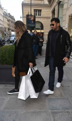 Ciara Shopping in Paris 03/06/2016-4