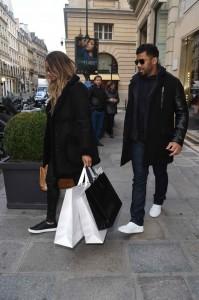 Ciara Shopping in Paris 03/06/2016-4