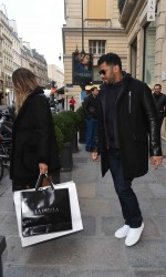 Ciara Shopping in Paris 03/06/2016-5
