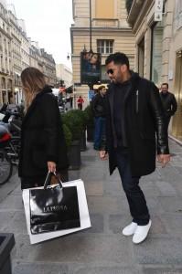 Ciara Shopping in Paris 03/06/2016-5