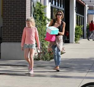 Denise Richards Shopping in Malibu 03/06/2016-5
