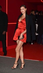Irina Shayk at L'Oreal Red Obsession Party in Paris 03/08/2016-4