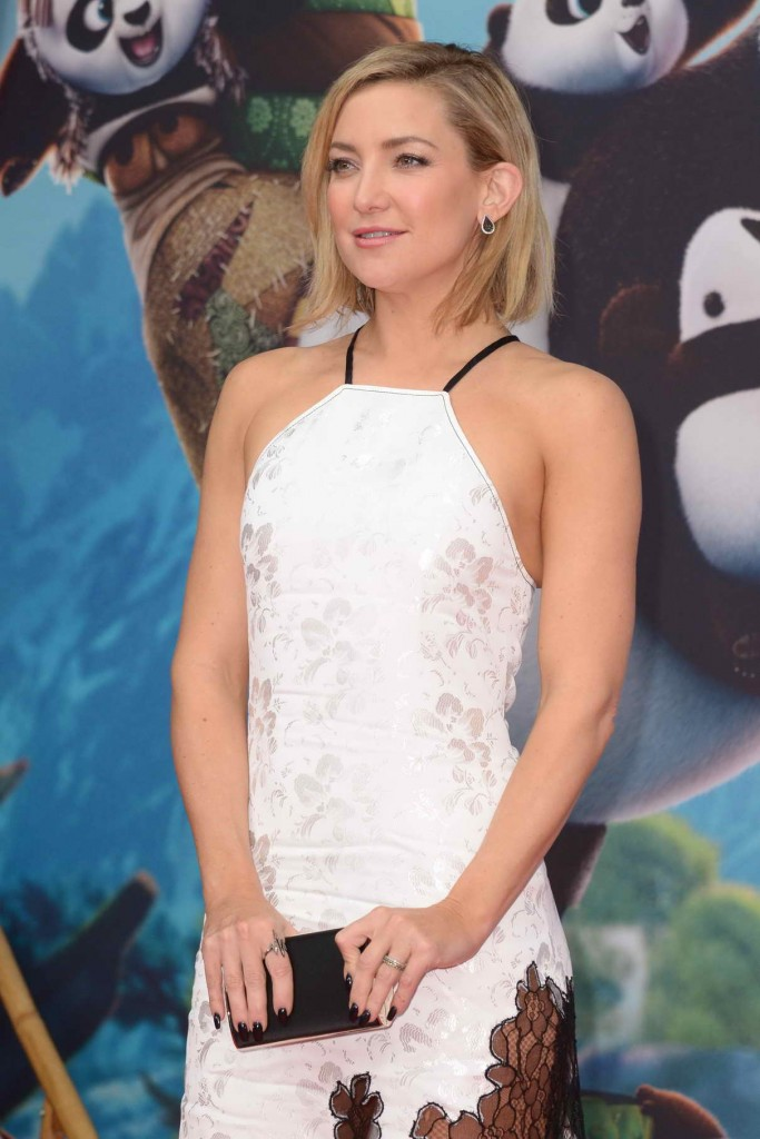 Kate Hudson Attends Kung Fu Panda 3 Premiere in Berlin 03/02/2016-1