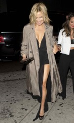 Kate Hudson Attends Lady Gaga's 30th Birthday Party in LA 03/26/2016-5