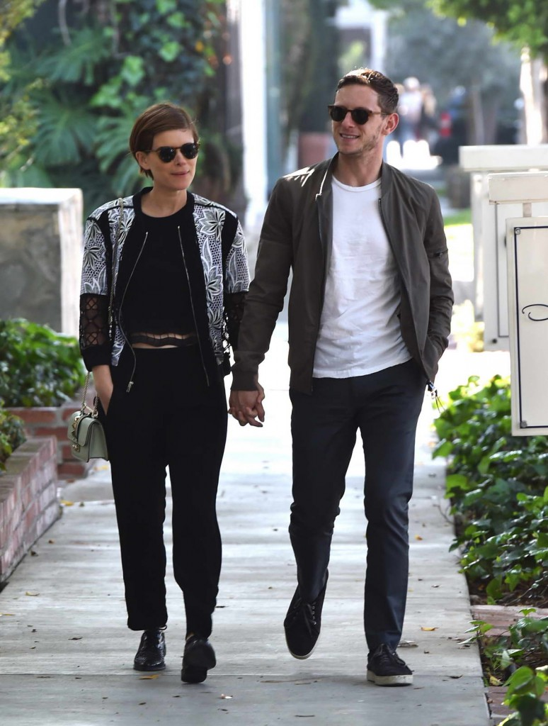 Kate Mara Out in West Hollywood 02/29/2016-1