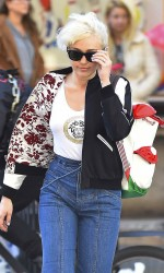 Miley Cyrus Out in SoHo 03/29/2016-3