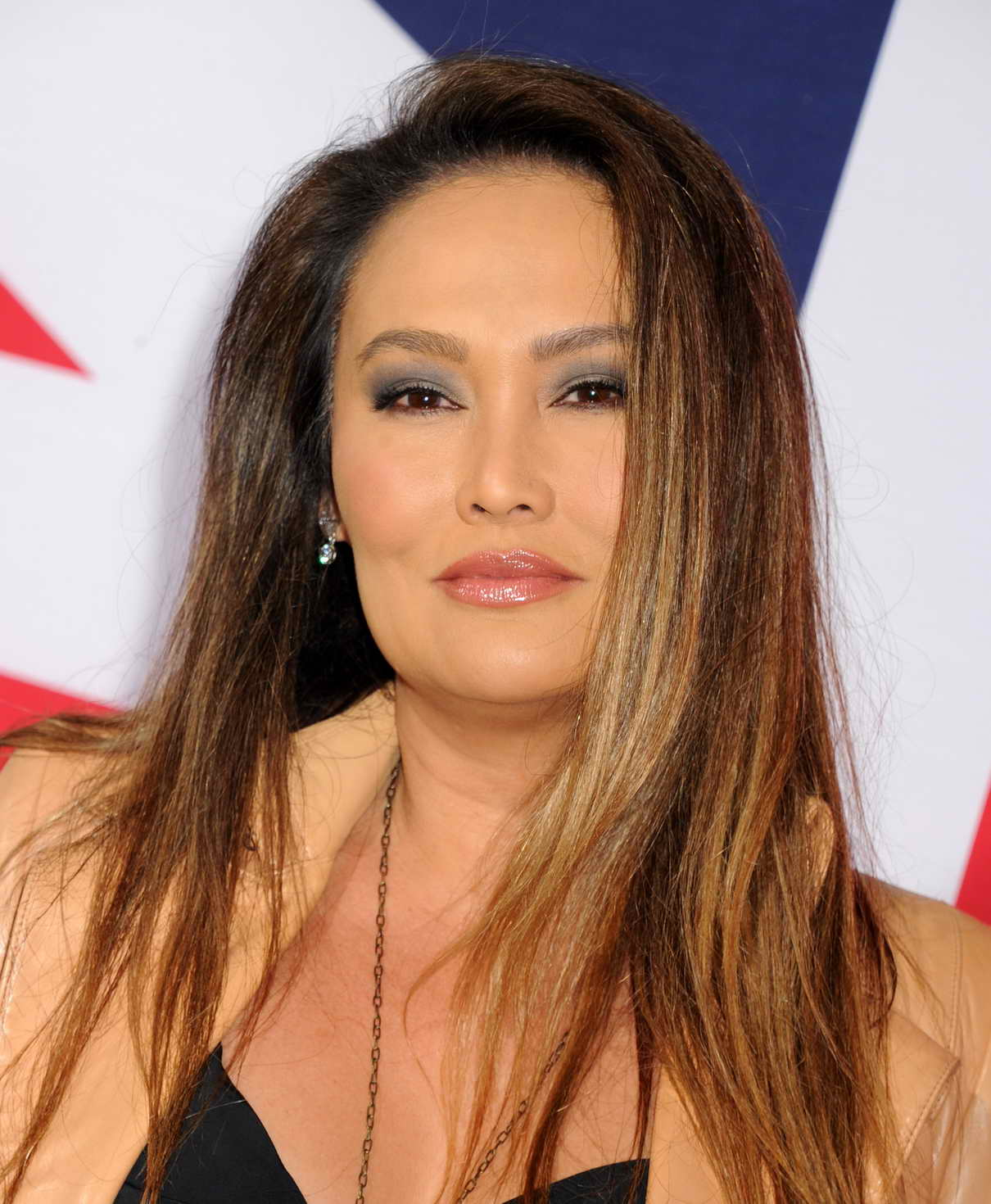 Tia Carrere at London Has Fallen Premiere at the Arclight