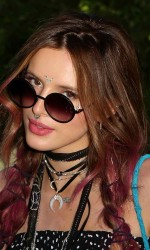 Bella Thorne for Revolve House at Coachella 04/16/2016-3