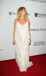Goldie Hawn at The Parker Institute For Cancer Immunotherapy Launch Gala in LA 04/13/2016
