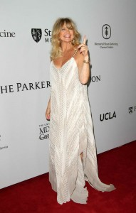 Goldie Hawn at The Parker Institute For Cancer Immunotherapy Launch Gala in LA 04/13/2016-2