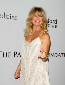 Goldie Hawn at The Parker Institute For Cancer Immunotherapy Launch Gala in LA 04/13/2016-4