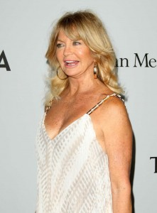Goldie Hawn at The Parker Institute For Cancer Immunotherapy Launch Gala in LA 04/13/2016-5