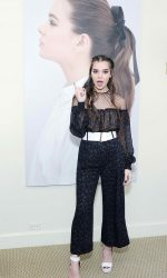 Hailee Steinfeld at the Harper's Bazaar May Issue Event 04/22/2016-2