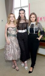 Hailee Steinfeld at the Harper's Bazaar May Issue Event 04/22/2016-5