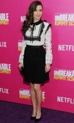 Linda Cardellini at Unbreakable Kimmy Schmidt Season 2 Premiere in New York 03/30/2016-4
