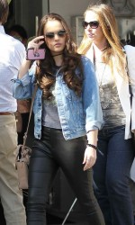 Madison Pettis Shopping in Beverly Hills 04/01/2016-3