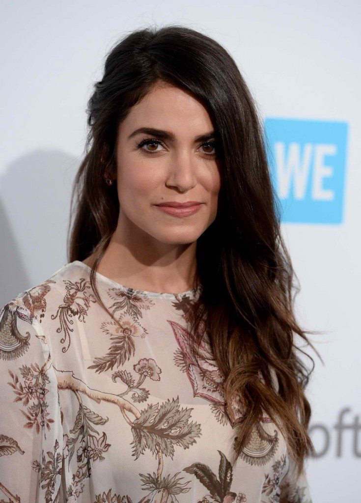 Nikki Reed at WE DAY California in Inglewood 04/07/2016-2