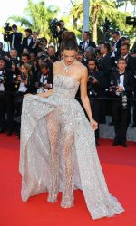 Alessandra Ambrosio at The Last Face Premeire During the 69 Cannes Film Festival in Cannes 05/20/2016-2