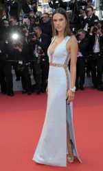 Alessandra Ambrosio at The Unknown Girl Premiere During the 69th Cannes Film Festival 05/18/2016-2