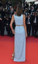 Alessandra Ambrosio at The Unknown Girl Premiere During the 69th Cannes Film Festival 05/18/2016-3