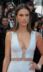Alessandra Ambrosio at The Unknown Girl Premiere During the 69th Cannes Film Festival 05/18/2016-4