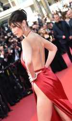Bella Hadid at The Unknown Girl Premiere During the 69th Cannes Film Festival 05/18/2016-8