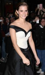Emma Watson at the Costume Institute Gala in New York 05/02/2016-8