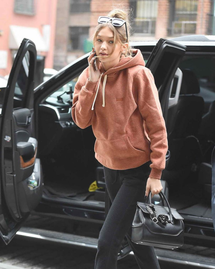 Gigi Hadid Out in New York City 05/07/2016-1