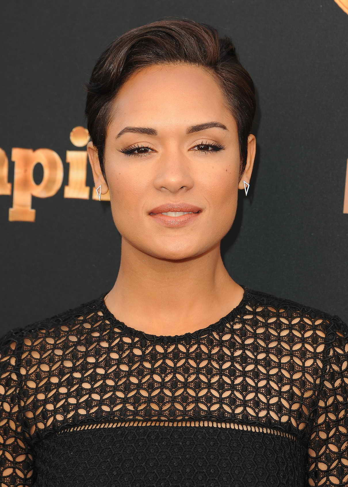 Grace Gealey at the Fox's Empire FYC ATAS Event at The Zanuck Theatre in Los Angeles 05/20/2016 ...