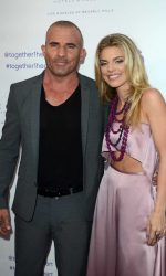 AnnaLynne McCord at the Together1Heart Launch at Sofitel Hotel in Beverly Hills 06/25/2016-5