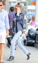 Bella Hadid Was Seen Out in New York City 06/29/2016-5